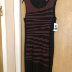 Brand New INC rayon/ spandex dress size xl